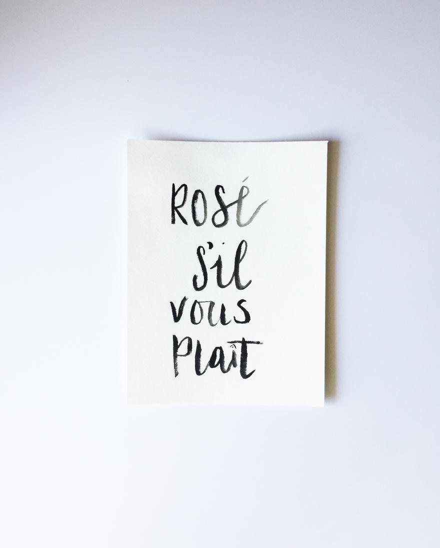 Rose Sil Vous Plait