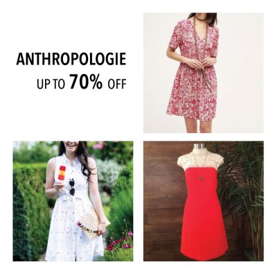 Anthropologie Ad
