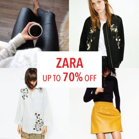 Zara Ad